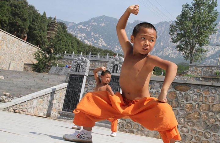 Kung-Fu Enfants MAMC83
