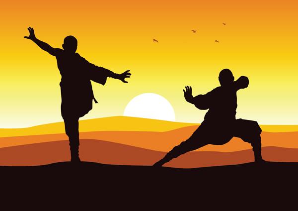 Styles de Kung fu MAMC83