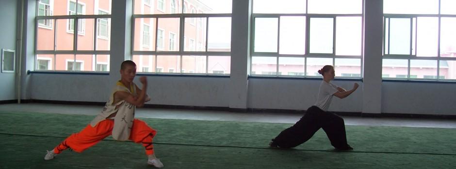 Aurore BARUZZI à Shaolin MAMC83